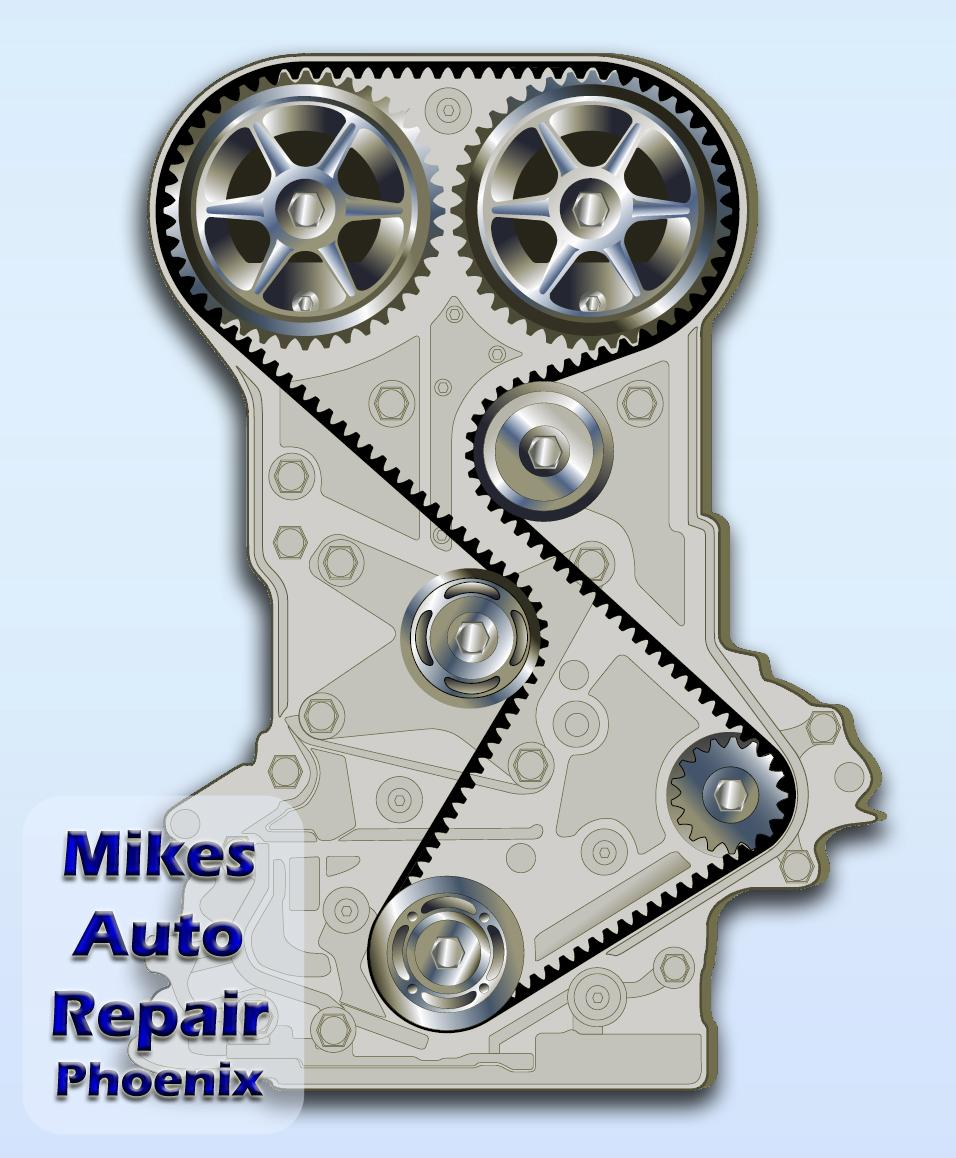 Timing Belt Replacement Engine Diagram Repair Phoenix