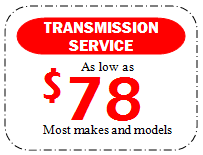 Transmission Repair Phoenix AZ